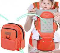 Hip Seat,with Baby Carrier and Mini Backpack